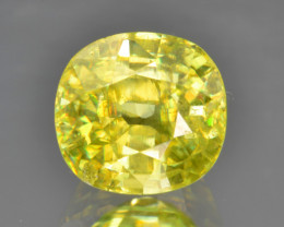 Natural Sphene 1.22 Cts Full Fire and Luster