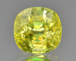 Natural Sphene 1.24 Cts Full Fire and Luster