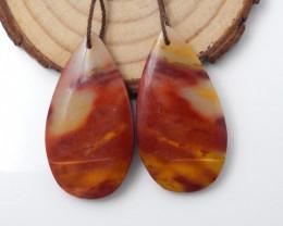 60cts Natural Mookite ,Handmade Gemstone ,Mookite Pendant ,Lucky Stone F531