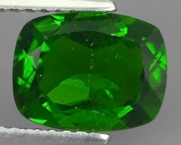 2.05 CTS NATURAL UNHEAT CHROME DIOPSIDE EXCELLENT~