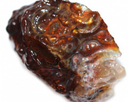 57.85 CTS FIRE AGATE NATURAL SPECIMEN  [MGW5563]