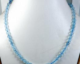 173 CT Natural & Unheated Aquamarine Beads