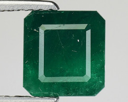2.18 CT SWAT EMERALD TOP COLOR QUALITY GEMSTONE SE3