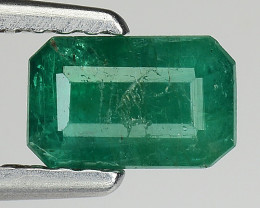 0.67 CT SWAT EMERALD TOP COLOR QUALITY GEMSTONE SE12