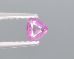 Top Rare Natural Sapphire 0.15 Cts from Kashmir, Pakistan