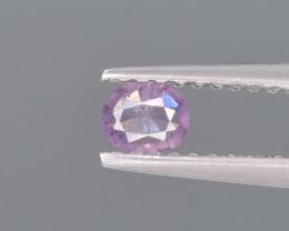 Top Rare Natural Sapphire 0.20 Cts from Kashmir, Pakistan