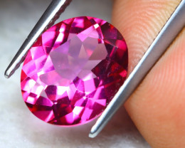 5.12Ct Natural Pink Topaz Oval Cut Lot A1038