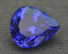 AAA Grade 3.48 ct Tanzanite eye catching Color SKU.23