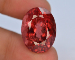 25.20 ct Natural Huge Size Rubelite Tourmaline ~ K