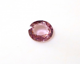 1.72ct Natural pink sapphire