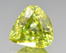Natural Sphene 2.93 Cts Full Fire and Luster