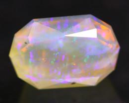 Mintabie Opal 1.21Ct Natural Master Cutting Mintabie Dark Opal AN275