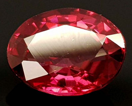 1.45CT RED SPINEL UNHEATED GEMSTONES