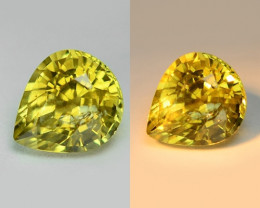 1.38 Cts Very Rare Natural Chrysoberyl Gemstones