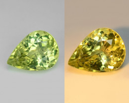1.24 Cts Very Rare  Natural Chrysoberyl Gemstones