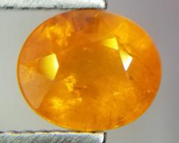 Spessartite, 2.85ct, awsome colour beautiful gem!!!