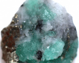 21.44 CTS COLUMBIAN EMERALD CRYSTAL SPECIMEN [MGW5572]
