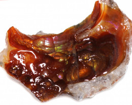 48.00 CTS FIRE AGATE NATURAL SPECIMEN  [MGW5584]