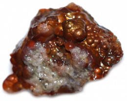 100.10 CTS FIRE AGATE NATURAL SPECIMEN  [MGW5611]