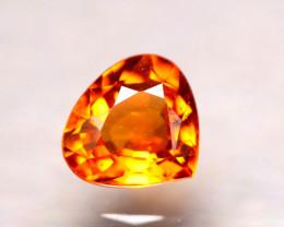 Garnet 1.10Ct Natural Vivid Orange Spessartite Garnet E2925/A34