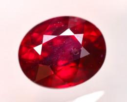 Rhodolite 2.42Ct Natural Cherry Red Rhodolite Garnet E2927/B28