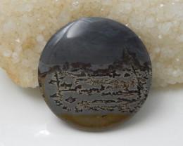 138cts Natural Chohua Jasper Cabochon,Healing Stone F568