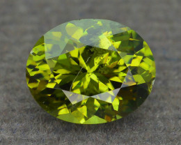 Demantoid Garnet  1.36 ct AAA Quality SKU.38