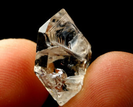 10.35 CT 100% Natural  White Herkamir Quartz  Crystal
