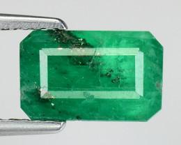 2.71 Cts Gorgeous Color Emerald ~ Swat ES2