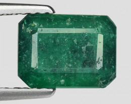1.99 Cts Gorgeous Color Emerald ~ Swat ES5