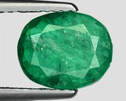 1.48 Cts Gorgeous Color Emerald ~ Swat ES7