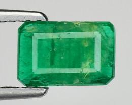 1.06 Cts Gorgeous Color Emerald ~ Swat ES9