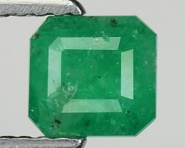 0.91 Cts Gorgeous Color Emerald ~ Swat ES13