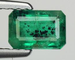 0.64 Cts Gorgeous Color Emerald ~ Swat ES14