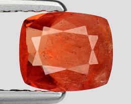 Rarest Triplite Orange Color Origin Pakistan RT9