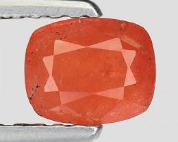 Rarest Triplite Orange Color Origin Pakistan RT26