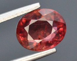 1.90 ct Natural  Rubelite Tourmaline ~ K