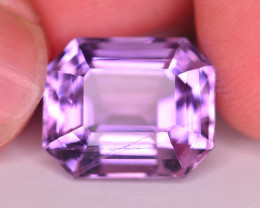 Amethyst 7.30 Ct Beautiful Color Natural  Amethyst,Faceted Amethyst Unique