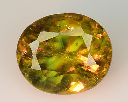 Mind Blowing Fire   Cts Chrome Sphene ~ SP29
