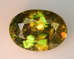 Mind Blowing Fire   Cts Chrome Sphene ~ SP34