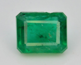0.85 ct Natural Emerald~Swat