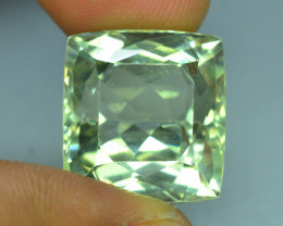 Top Grade & Cut 29.75 ct Green Spodumene