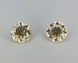 0.18 cts , Fancy Yellow Natural Diamond , VS Diamonds