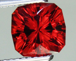 Rhodolite Garnet 2.95 ct Custom Cut Garnet Gemstone