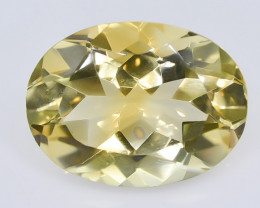 8.46 Crt Natural Citrine Faceted Gemstone.( AB 39)