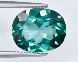 4.26 Crt Natural Topaz Faceted Gemstone.( AB 39)