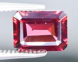 1.98 Crt Natural Rhodolite Garnet Faceted Gemstone.( AB 39)