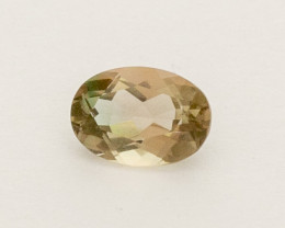 0.7ct Clear Oval Oregon Sunstone (S2555)