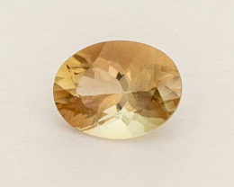0.95ct Rootbeer Oval Oregon Sunstone (S2556)
