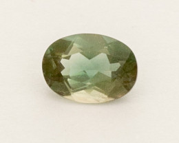 0.65ct Green Oval Oregon Sunstone (S2558)